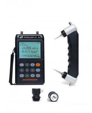 ПУЛЬСАР 21 версия 1 ультразвуковой прибор для контроля прочности