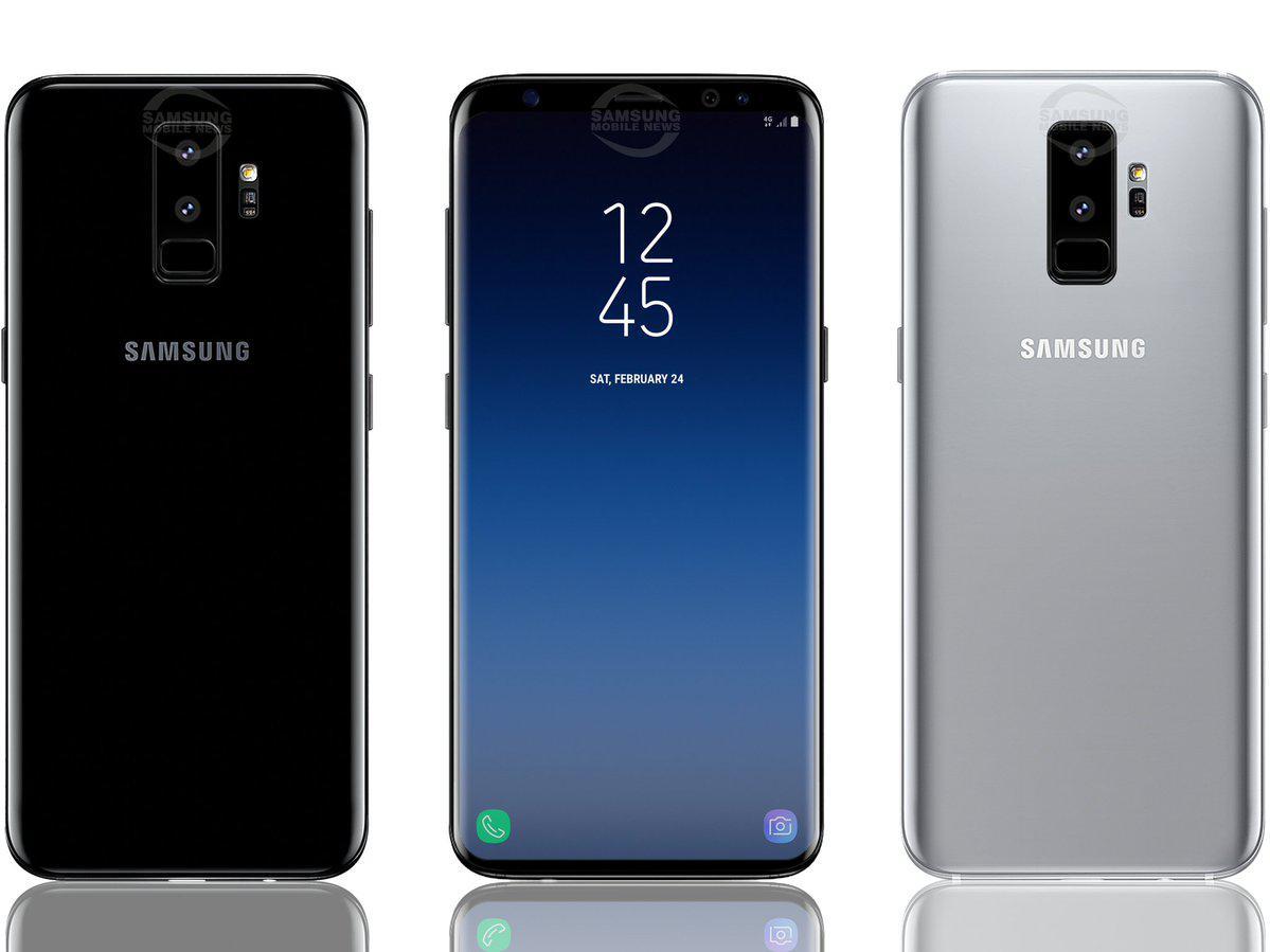 Реплика Samsung Galaxy S9 и S9 Plus с гарантией