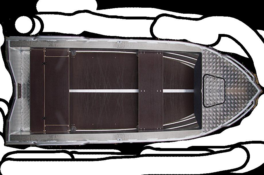 Моторная лодка Quintrex 390 Dart (Австралия)