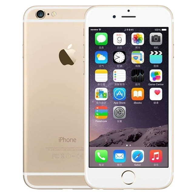 Apple iPhone 6, 64ГБ, gold