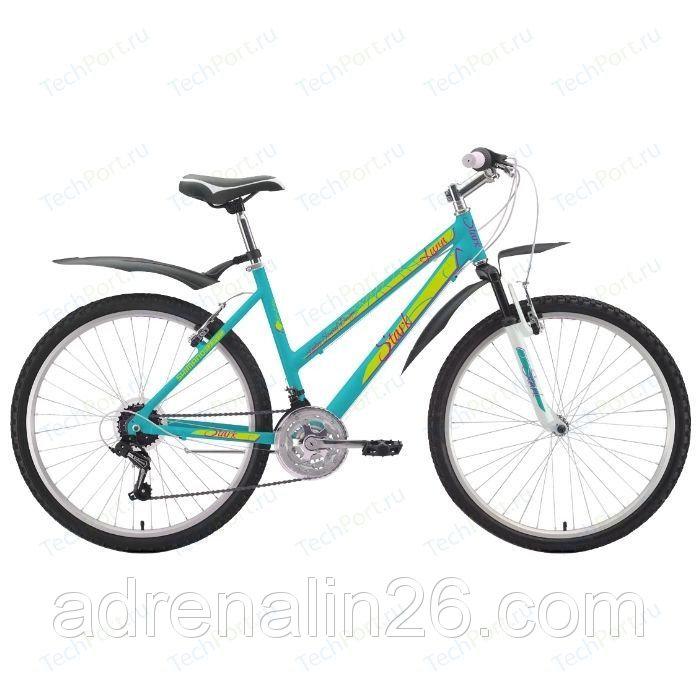 Велосипед Stark'15 Luna голубойзеленый 18