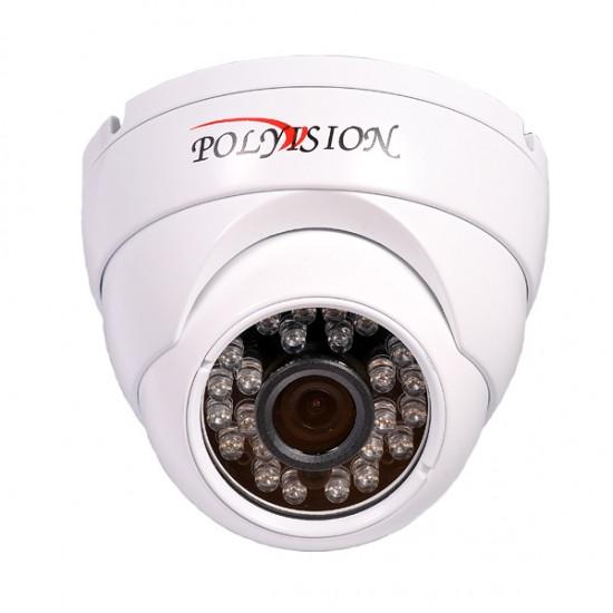 Купольная AHD 1080p ИК видеокамера IMX322+NVP2441H PD A2 B36 v251
