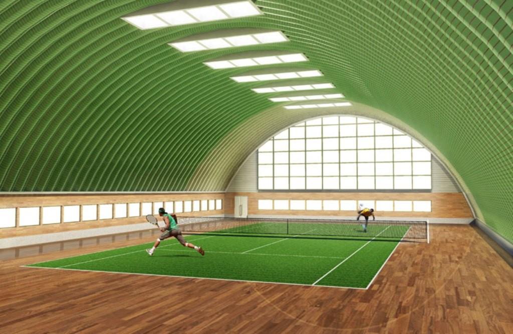 Ангары для спортивных объектов