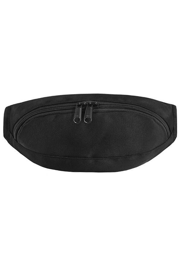 Сумка на пояс  Street Bags  SB 003 NN Классическая сумка на пояс 20x6x10 см  чёрный  (One size)