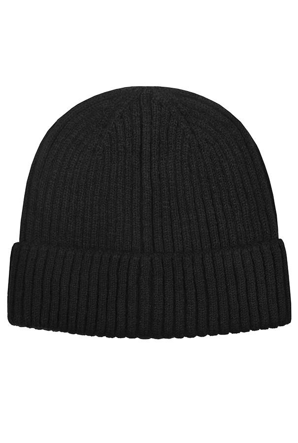 Шапка  Street Caps  Шапка бини в рыбацком стиле  чёрный  (One size)