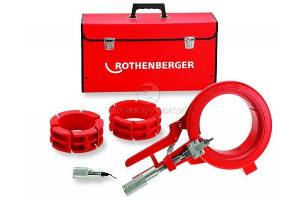 Комплект инструментов для резки труб и снятия фаски