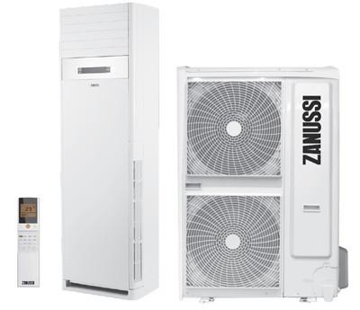 Сплит система колонного типа Zanussi ZACF 48 HN1