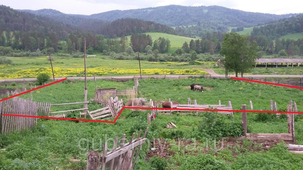 Земельный участок в Александровке