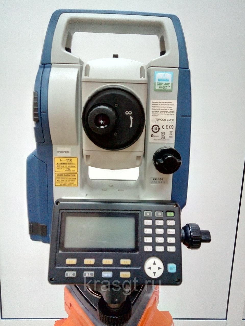 Тахеометр Sokkia CX 105