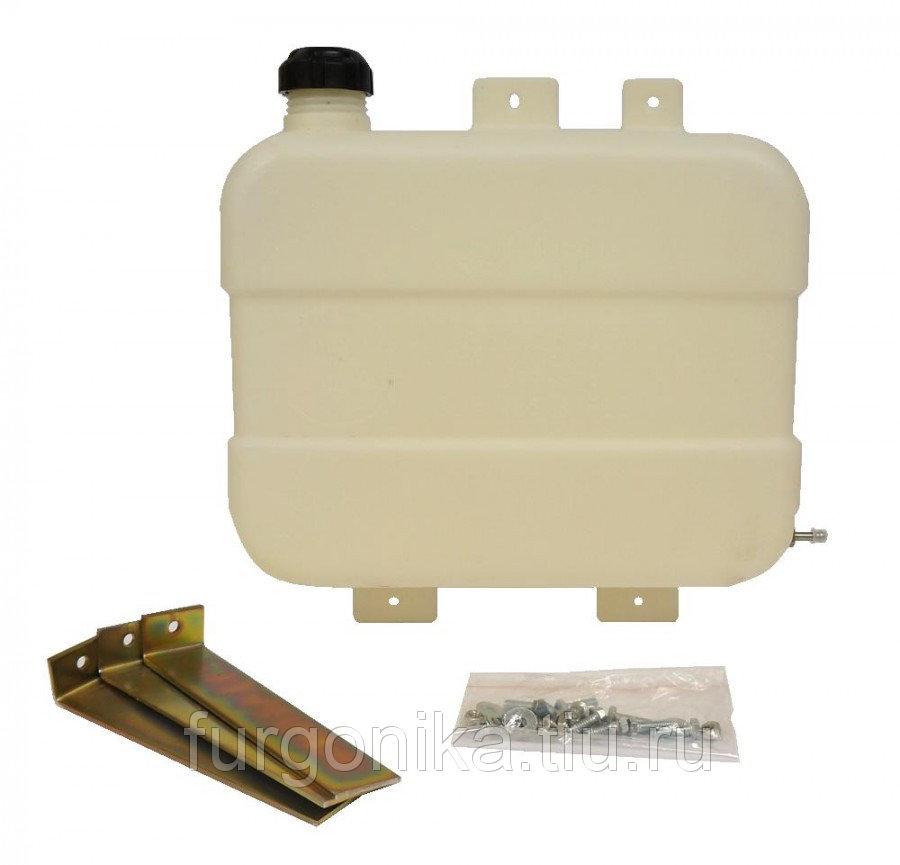 Бак топливный 7,5 литров для автономных отопителей (Адверс)