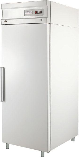 Шкаф холодильный CM107-S Polair . Шкаф холодильный для магазина,столовой,кафе.