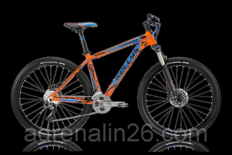 Велосипед Spider 70 (Рама195)