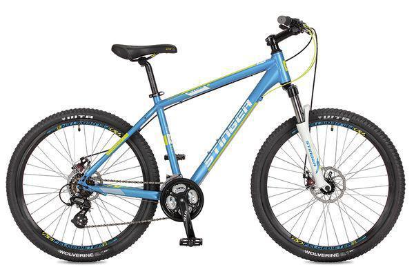 Велосипед Stinger Reload D 26 2017 черный 18