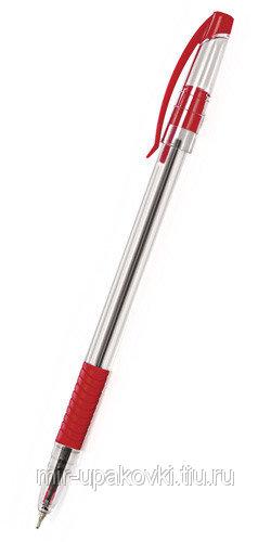 Ручка шариковая красная SLIMO GRIP (0,7) 1502000