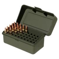 Футляр Remington для патронов 50шт, кал 65x 55 S, 30 06 Spr, 93x62 (R 909)