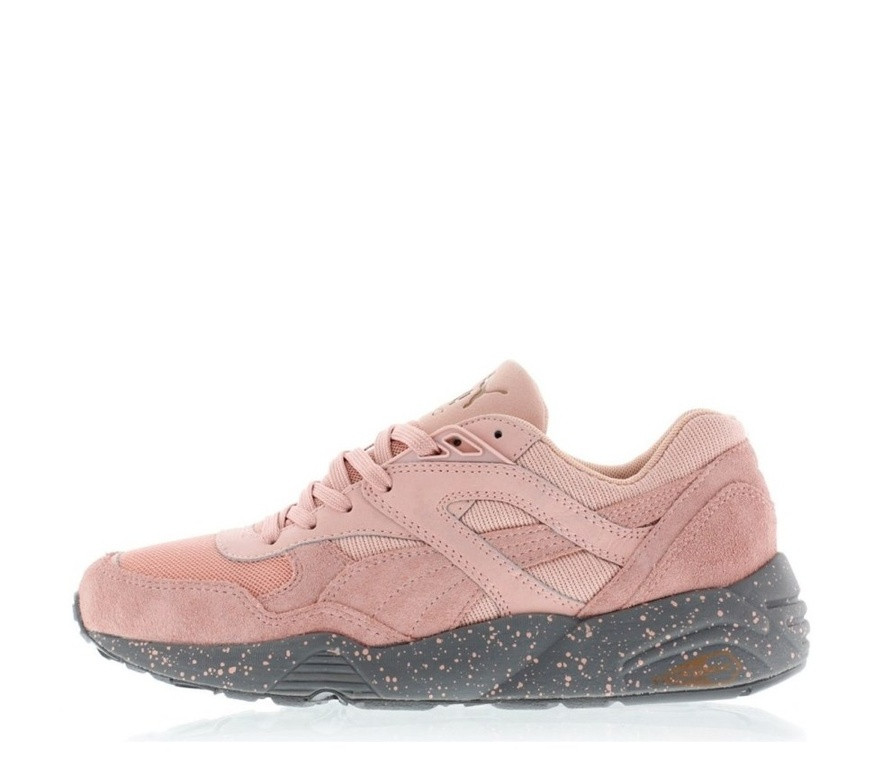 Кроссовки Puma Trinomic R698 Winterized Coral Cloud Pink