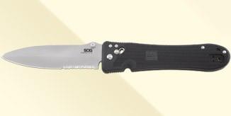 SOG Складной Нож SOG Pentagon Elite II