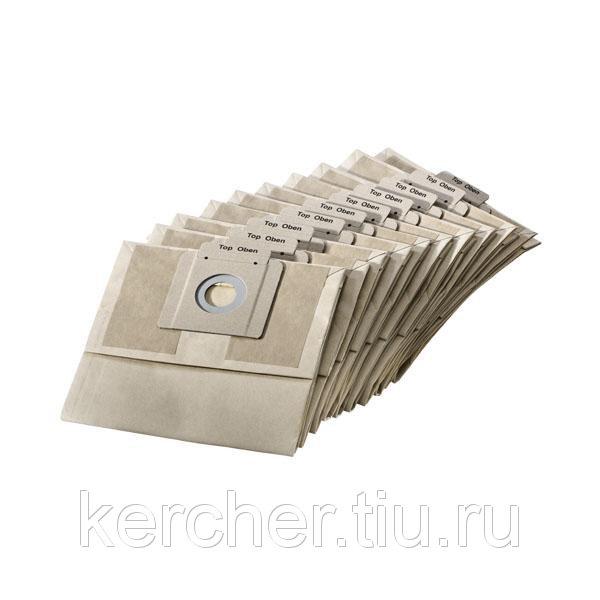 Бумажные фильтр-мешки BV 51