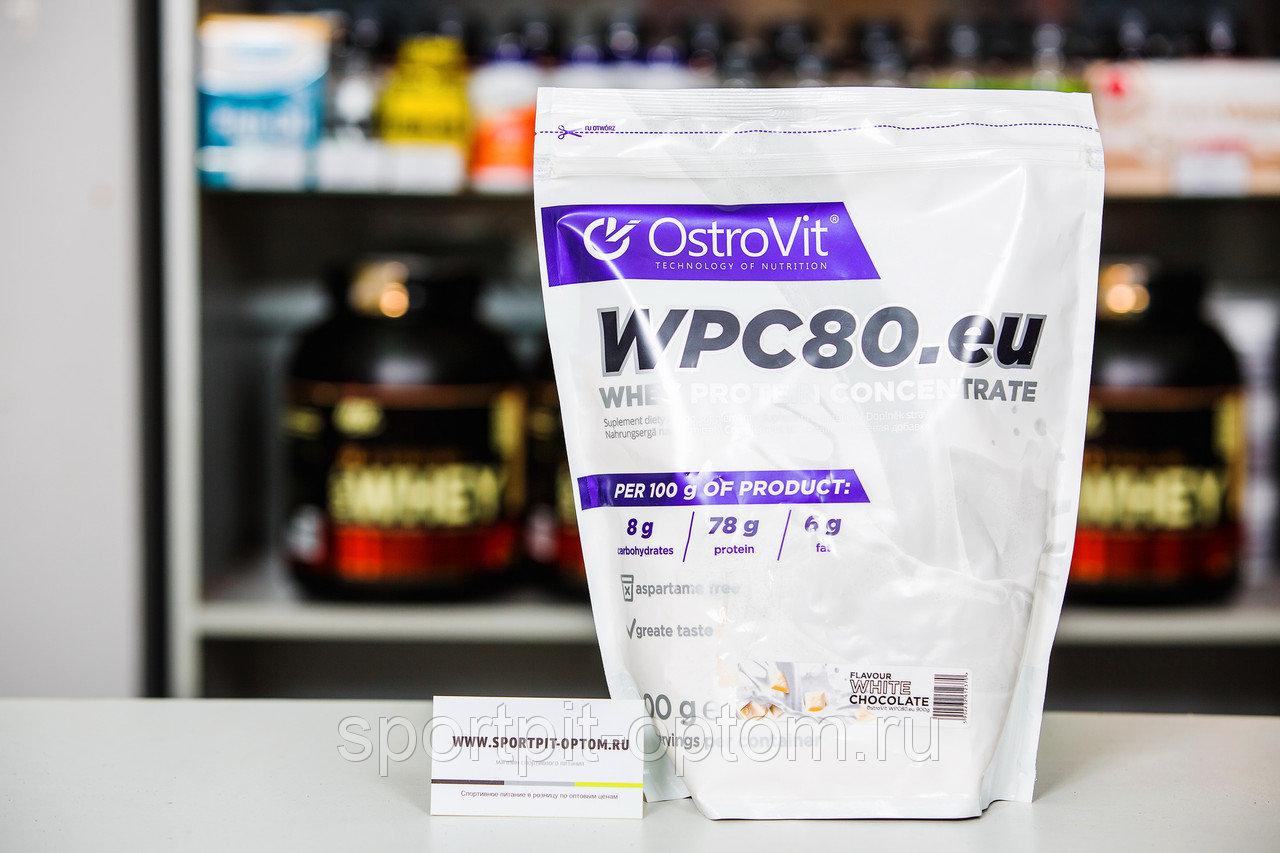 Протеин Ostrovit WPC80 900 гр