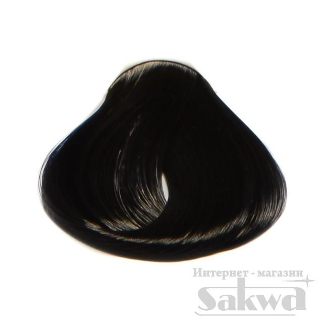 ААА  211 синяя ночьСтойкая крем краска для волос серии ААА 60мл