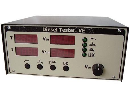 Дизель тестер VE ( Diesel tester VE )  устройство диагностики ТНВД