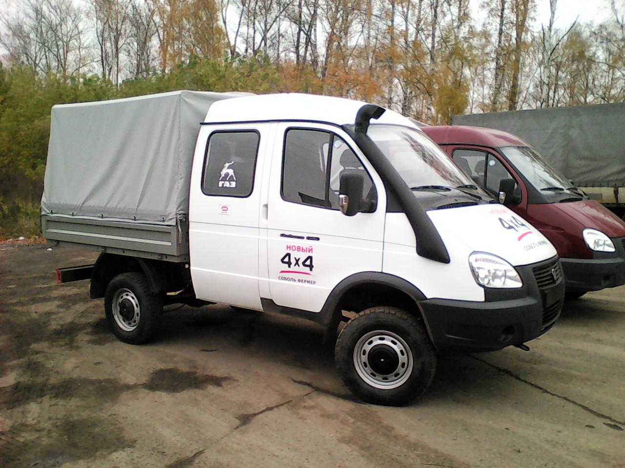 Бортовой автомобиль ГАЗ 231073