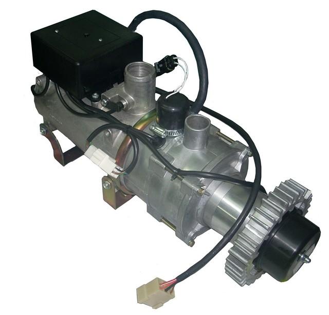 20ТС Д38 с МК (24В) Подогреватель предпусковой жидкостный дизельный 20 кВт