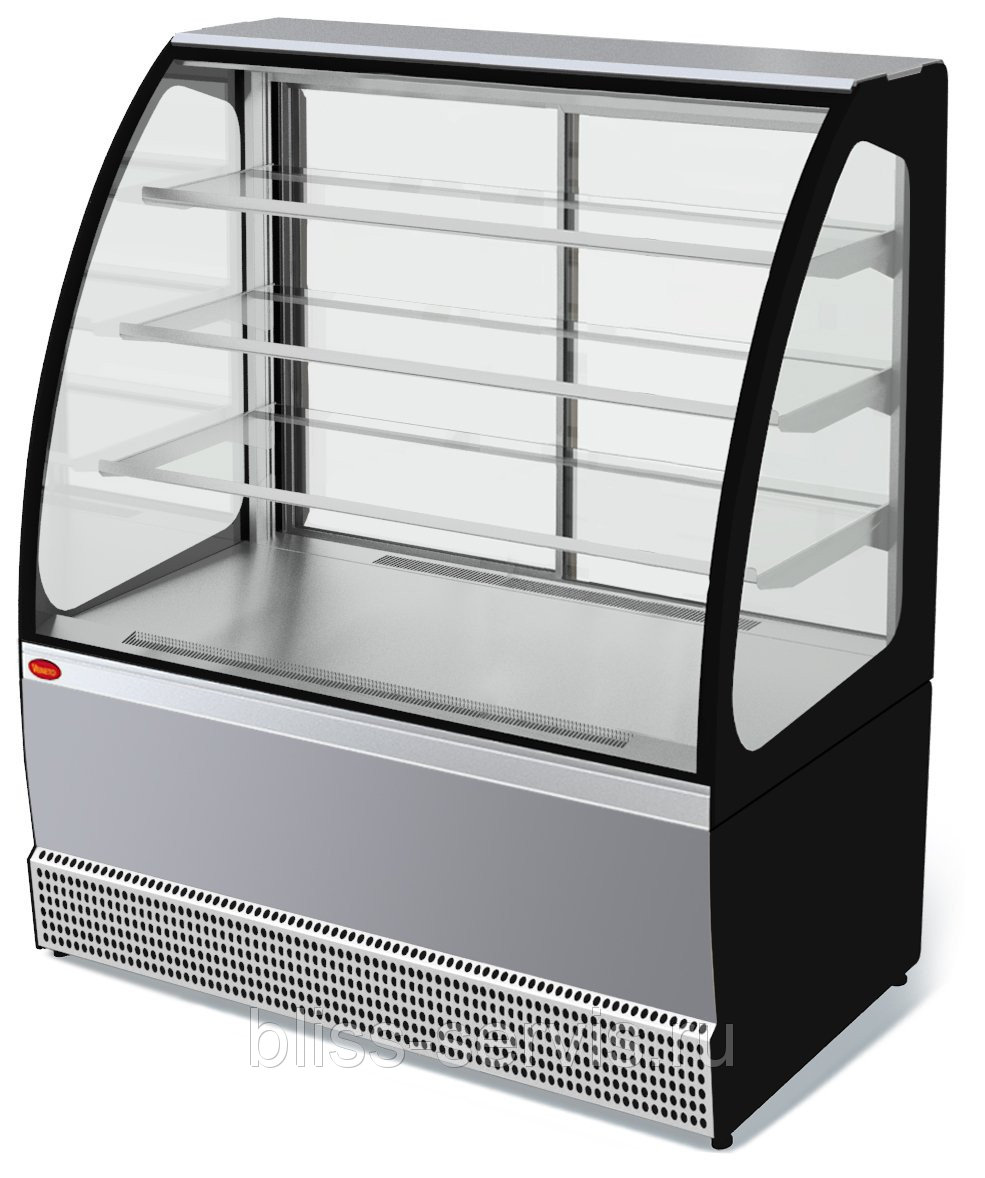 Холодильная витрина Veneto VS 1,3 (нерж)