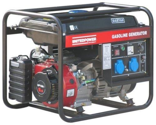 DDE GG2700 бензиновый генератор