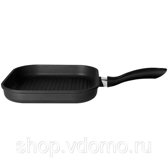 Сковорода гриль 28x28см Rondell Zeita 119RDA