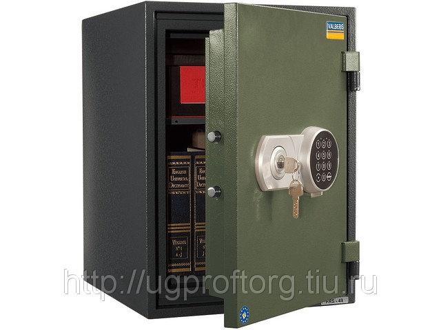 Огнестойкий сейф — VALBERG FRS 49 EL