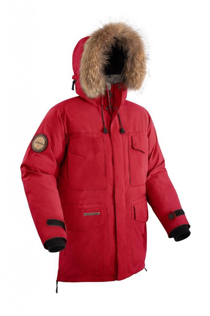 Куртка пуховая BASK TAIMYR V2