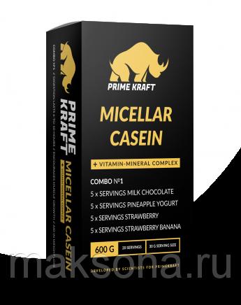 MICELLAR CASEIN COMBO №1 Казеин (Казеиновый протеин) от компании Prime Kraft купить