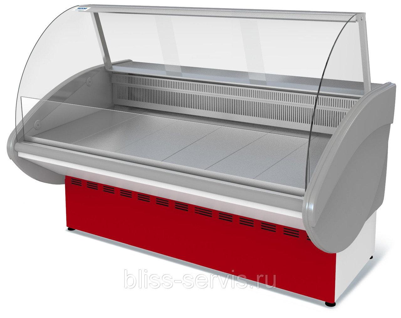 Холодильная витрина Илеть ВХСн 2,4