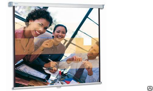 Проекционный экран Projecta Slimscreen (10200075) 125х125 см