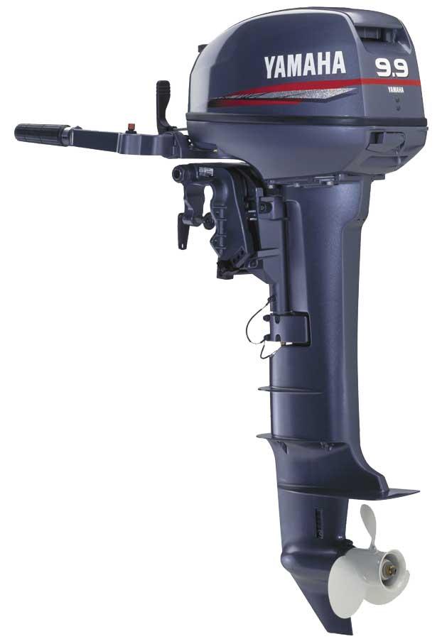 Подвесной лодочный мотор Yamaha 9.9GMHS