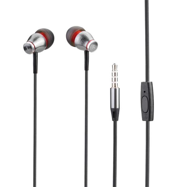 JBMMJ MJ900 Deep Bass Metal In Ear Микрофон Наушник для сотового телефона 1TopShop