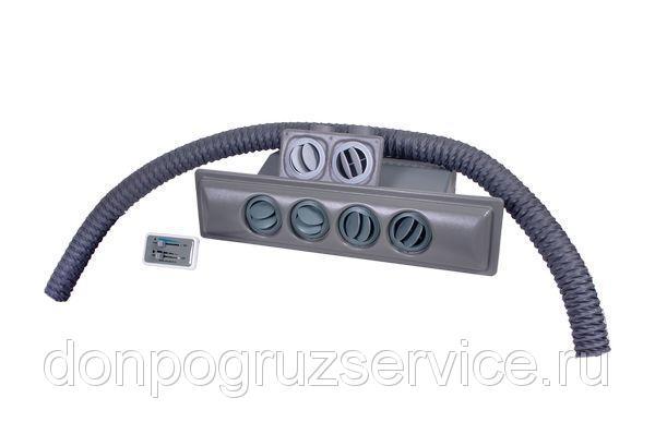 Кондиционер для Fiat Ducato 2006+ 5 кВт 405FR
