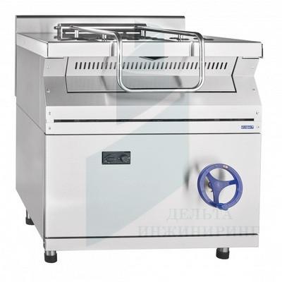 Газовая сковорода ГСК-80-0,27-40 вся нерж