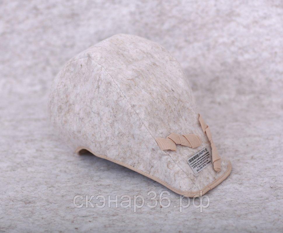 Шапочка и шапочка с удлинением на основе Одеяла лечебного многослойного (Шапочка с удлиннением)