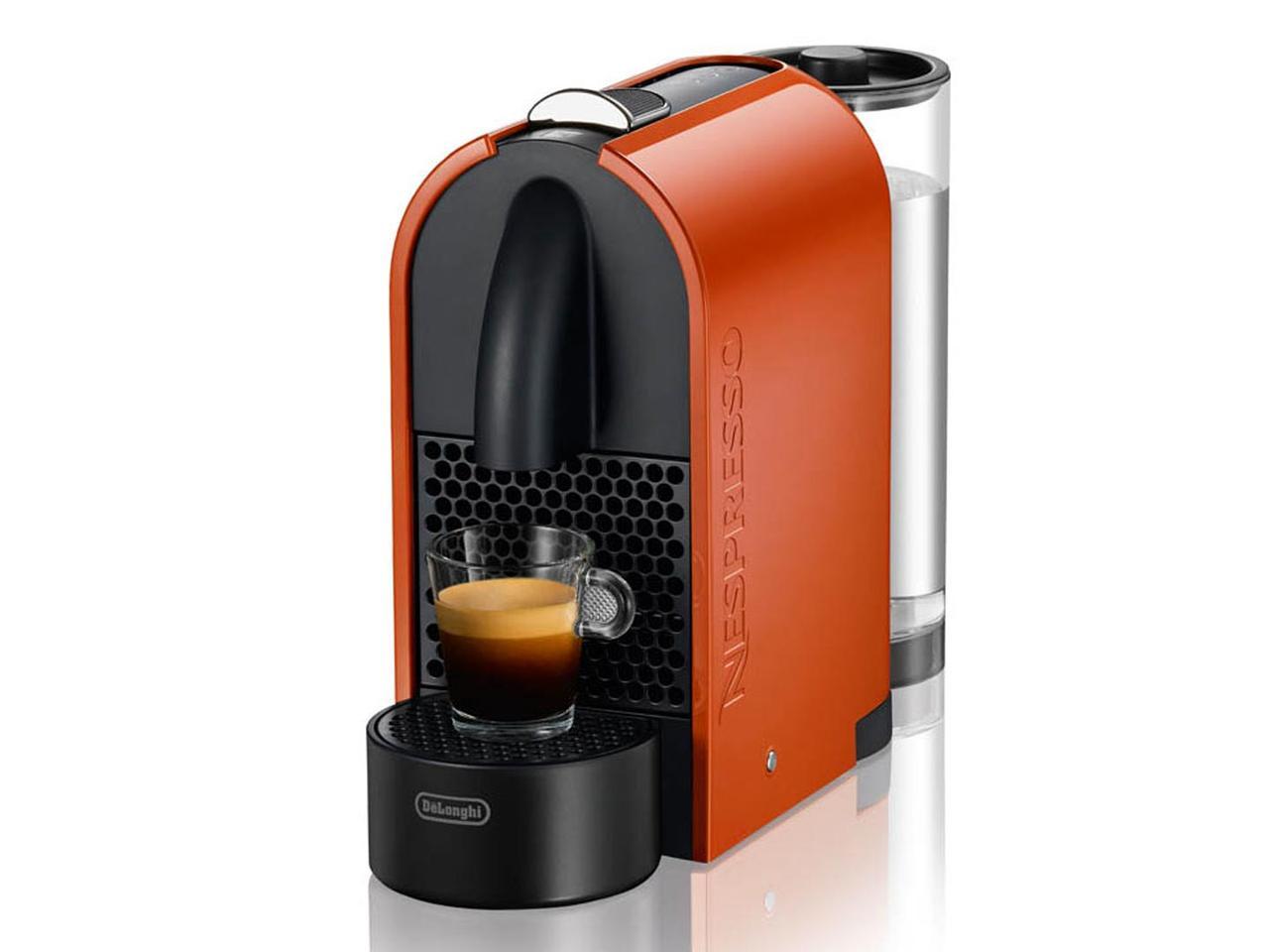 Капсульная кофемашина DeLonghi NESPRESSO U EN 110
