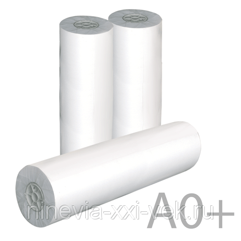 Рулон для плоттера Starless, А0+, ширина 914 мм, длина 175 м, втулка 76 мм, диаметр 170 мм, 80 гм2