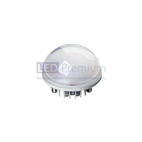 Светильник LTD 80R Crystal Sphere 5W (теплый белый)
