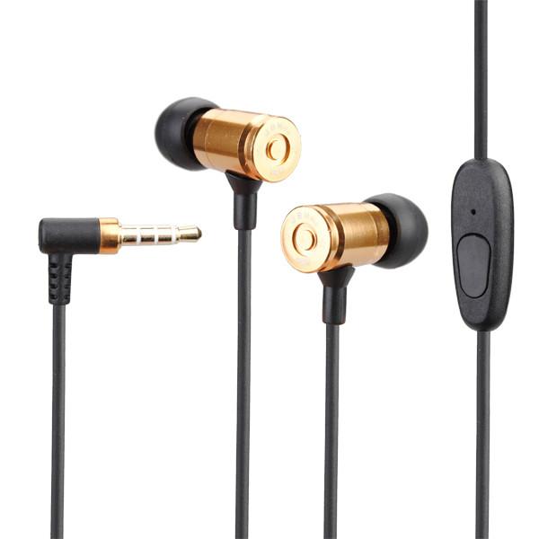 JBMMJ MJ007 Deep Bass Sound In Ear Наушник с микрофоном для сотового телефона 1TopShop