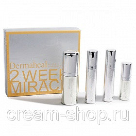 Dermaheal Набор «Сияние за 2 недели» (2 Weeks Miracle Rise and Shine Anti Pigmentation Set)