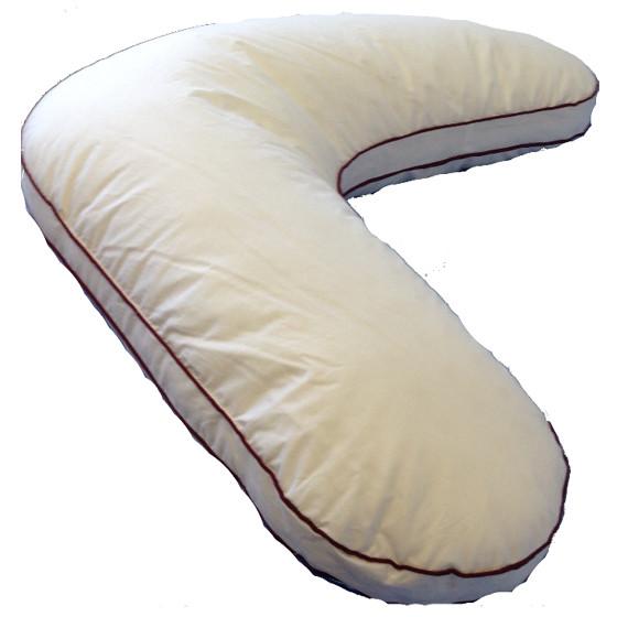 Подушка Бумеранг Espera (в комплекте с наволочкой)