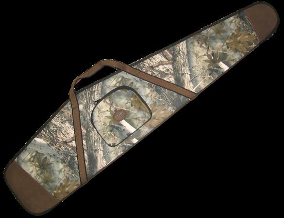 Кейс 130 с оптикой Король леса  кожа