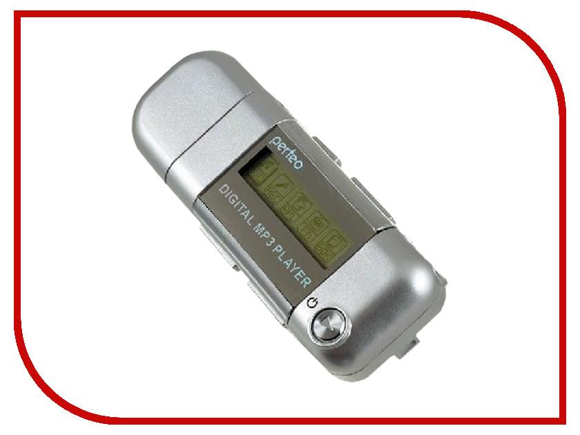 Плеер Perfeo Music Strong VI M010 8GB Silver
