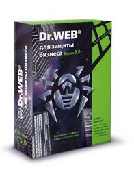 Антивирус DrWeb для файловых серверов Unix