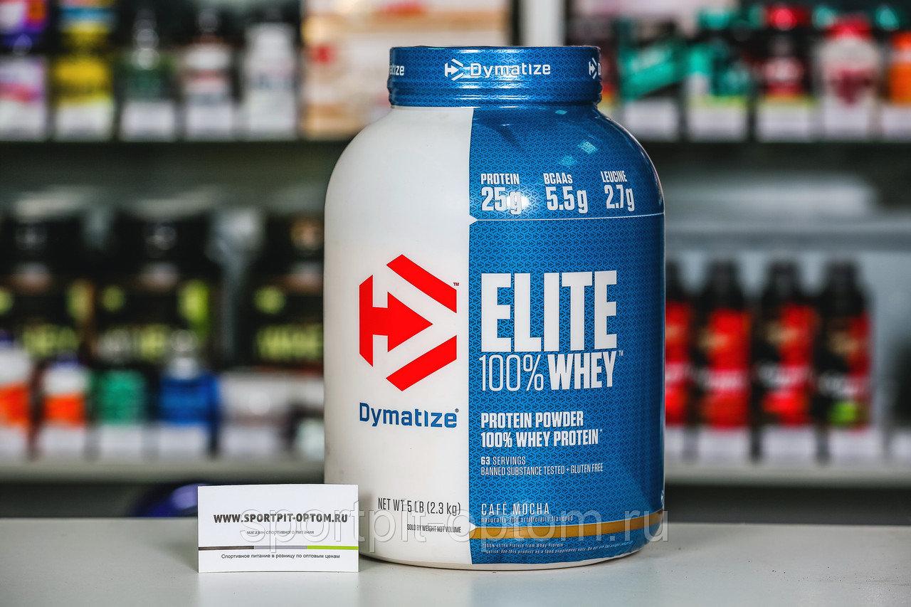 Протеин Dymatize Elite Whey 227 кг